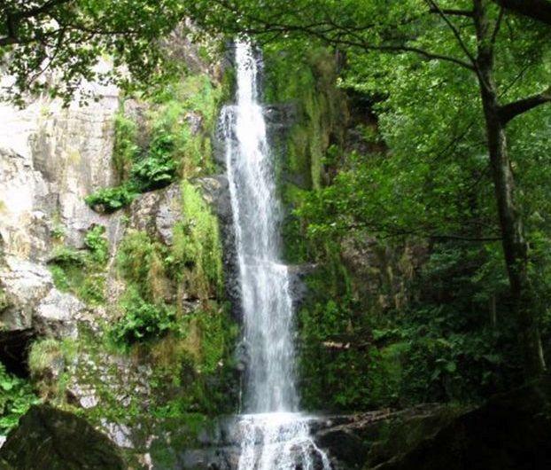 Cascadas de Oneta: senderismo en Villayón, Asturias