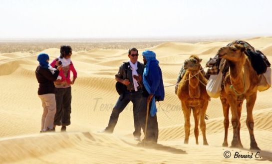 excursion sud tunisien sahara