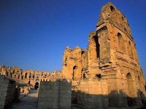 amphitheatre el jem | escapade tunisie