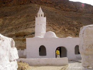 chenini mosquee