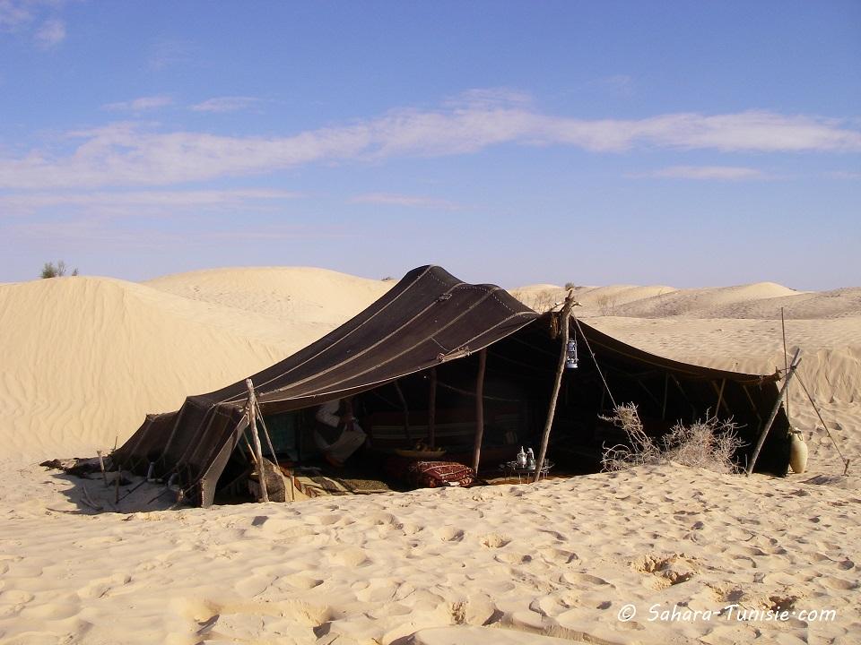 nuit au désert