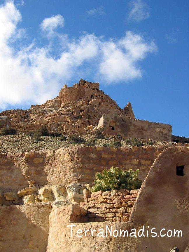 Douiret ksar citadelle