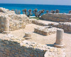 tunisie kerkouane cap bon