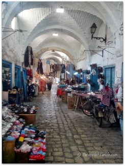 Madina de Nabeul | escapade tunisie