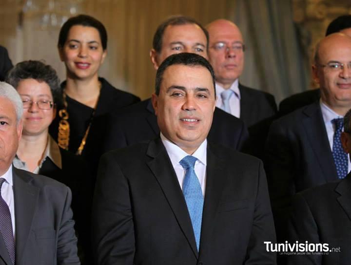 nouveau gouvernement tunisien