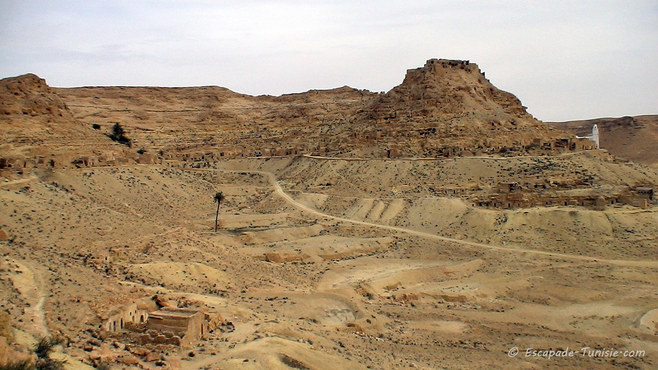 douiret village berbere
