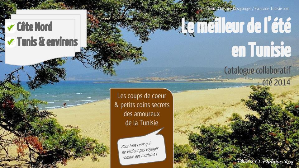 catalogue le meilleur de la tunisie