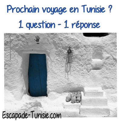 1 question - 1 reponse