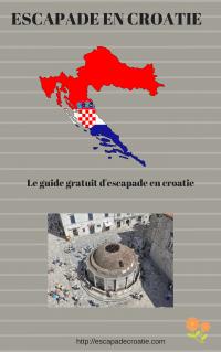 Le guide gratuit : 16 questions à connaitre avant de partir en Croatie