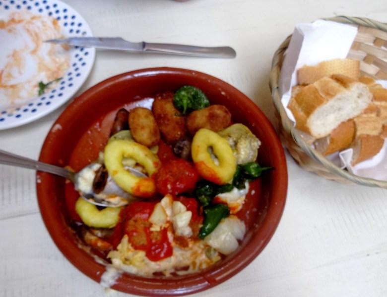 Bar à tapas à Palma de Majorque