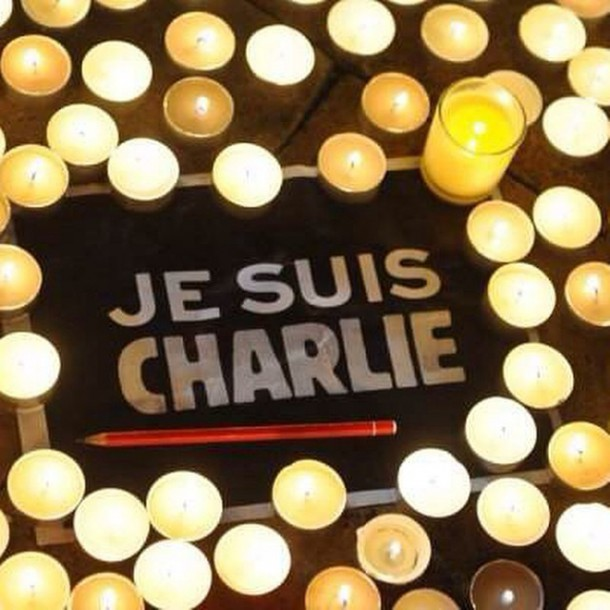# Je suis Charlie