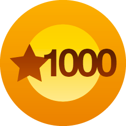 likeable blog 1000