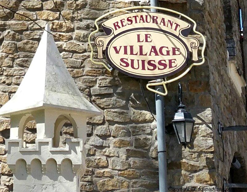 Le village suisse, une adresse incontournable au Touquet