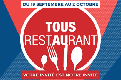Alerte : Tous au restaurant 2016