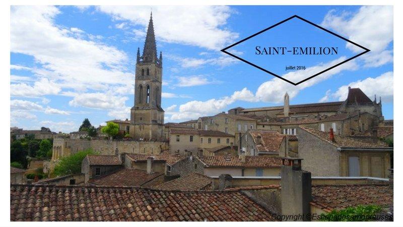 Promenade à Saint-Emilion