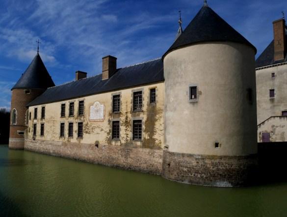 Château de Chamerolles val de Loire