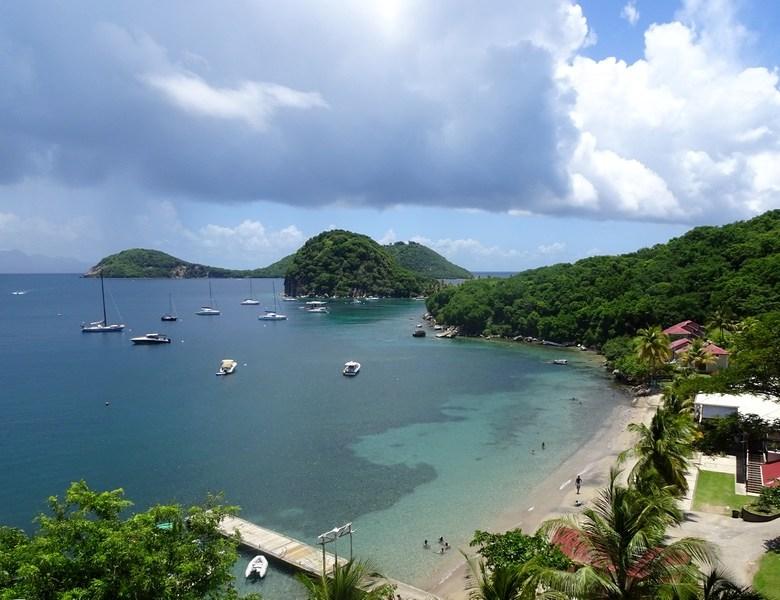 3 jours sur l'archipel des Saintes