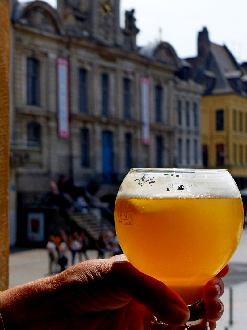 biere Lille Grand Place
