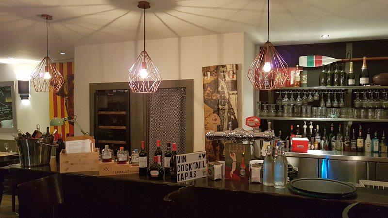 restaurant BAJADITA Bayonne