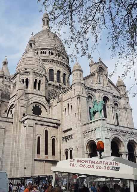 une journée à Montmartre escapades amoureuses restaurant la bonne franquette sacré-coeur