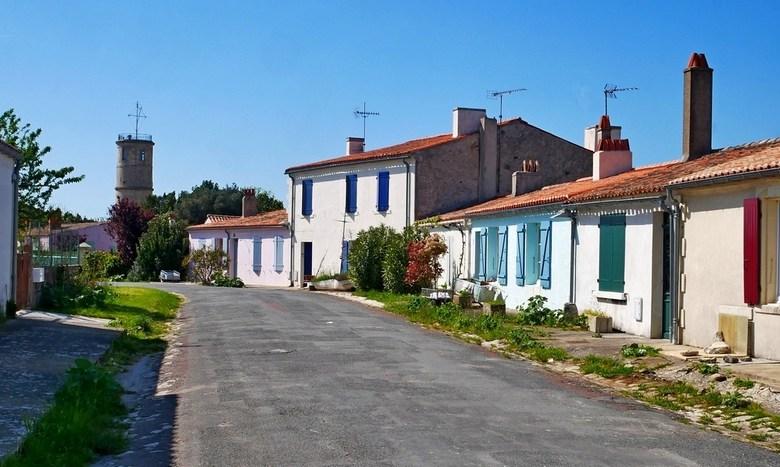 L'île d'Aix, une île sans voiture.