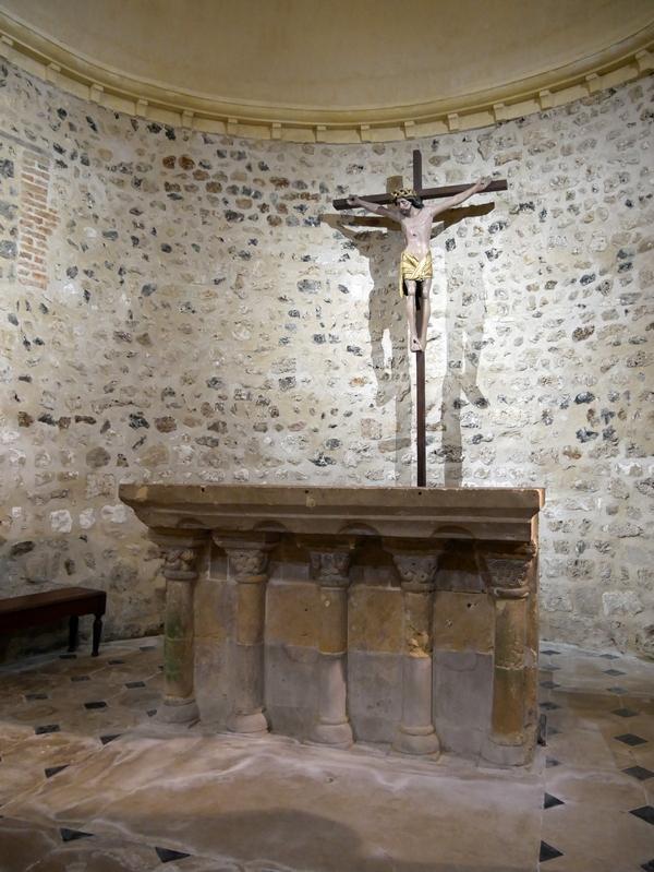Eglise de sainte-marguerite sur mer seine-maritime normandie