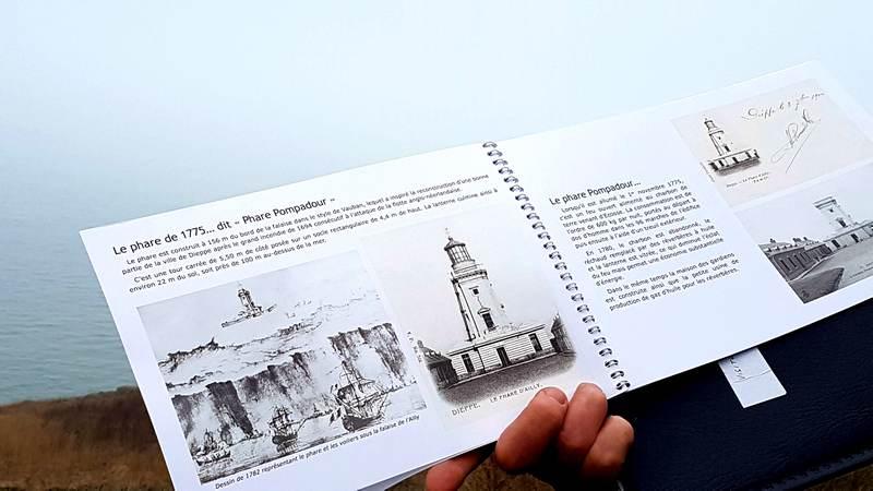phare d'ailly sainte-marguerite sur mer