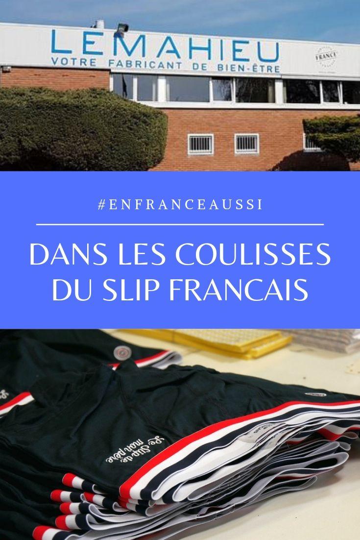 dans les coulisses du slip francais, entreprise LEMAHIEU, Lille, confection, blogtrip, wat19, Roubaix