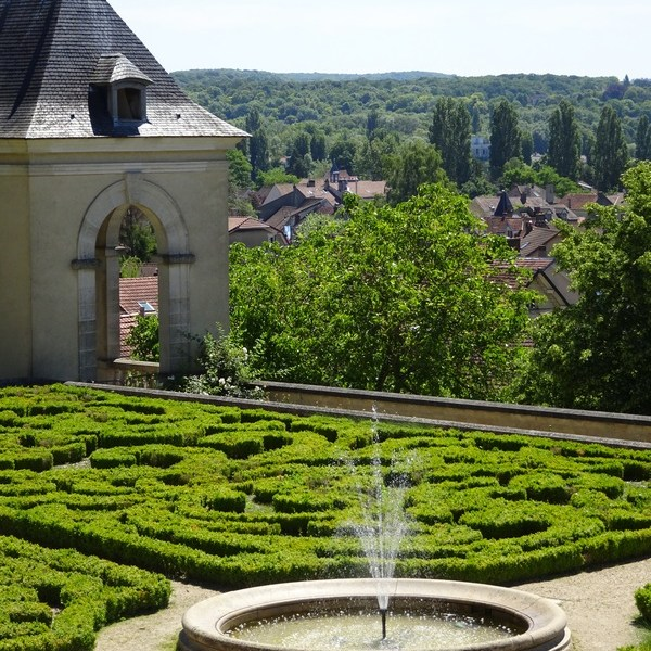 Escapade à Auvers-sur-Oise.