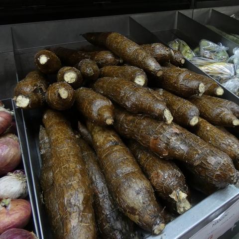légumes du sud de l'inde
