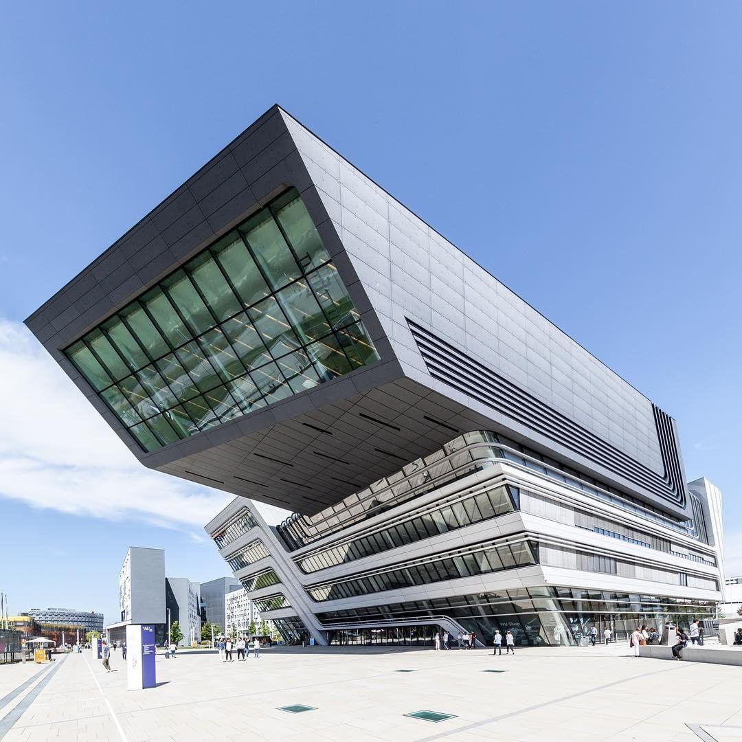Wirtschaftsuniversität Bibliothek credit WU Wien