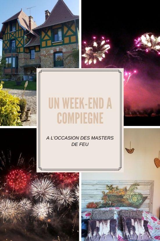 un week-end à Compiègne pour les Masters de feu