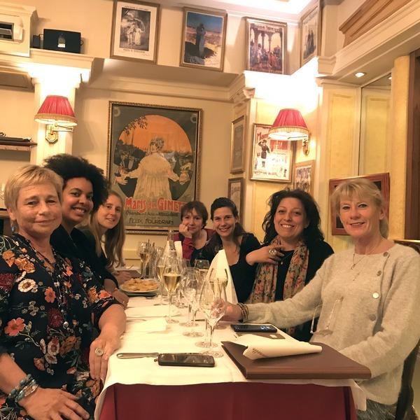 les noces de Jeannette restaurant Paris