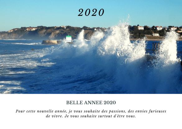 belle année 2020 escapadesamoureuses