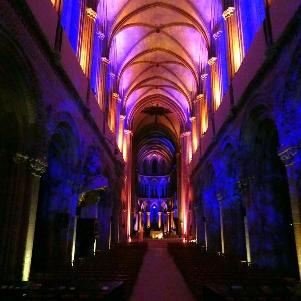 Une journée à Bayeux en hiver.