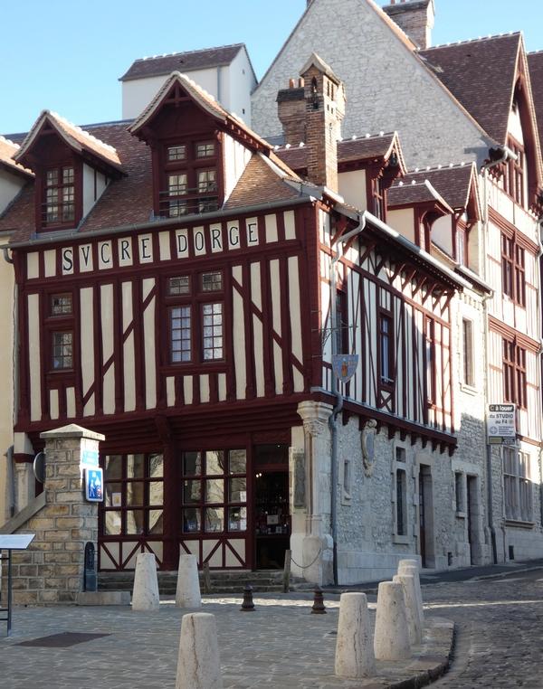 musée du sucre d'orge Moret sur Loing escapades amoureuses