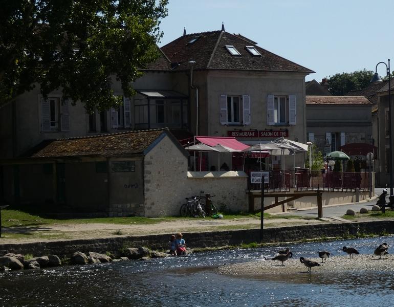 bistrot du loing Moret-sur-Loing escapades amoureuses