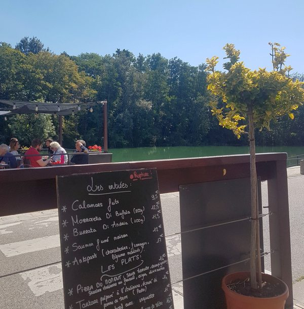 restaurant le K à Samois sur seine escapades amoureuses