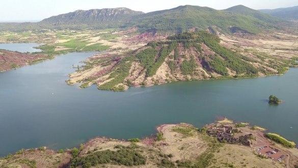 le lac du salagou Herault En France Aussi escapades amoureuses