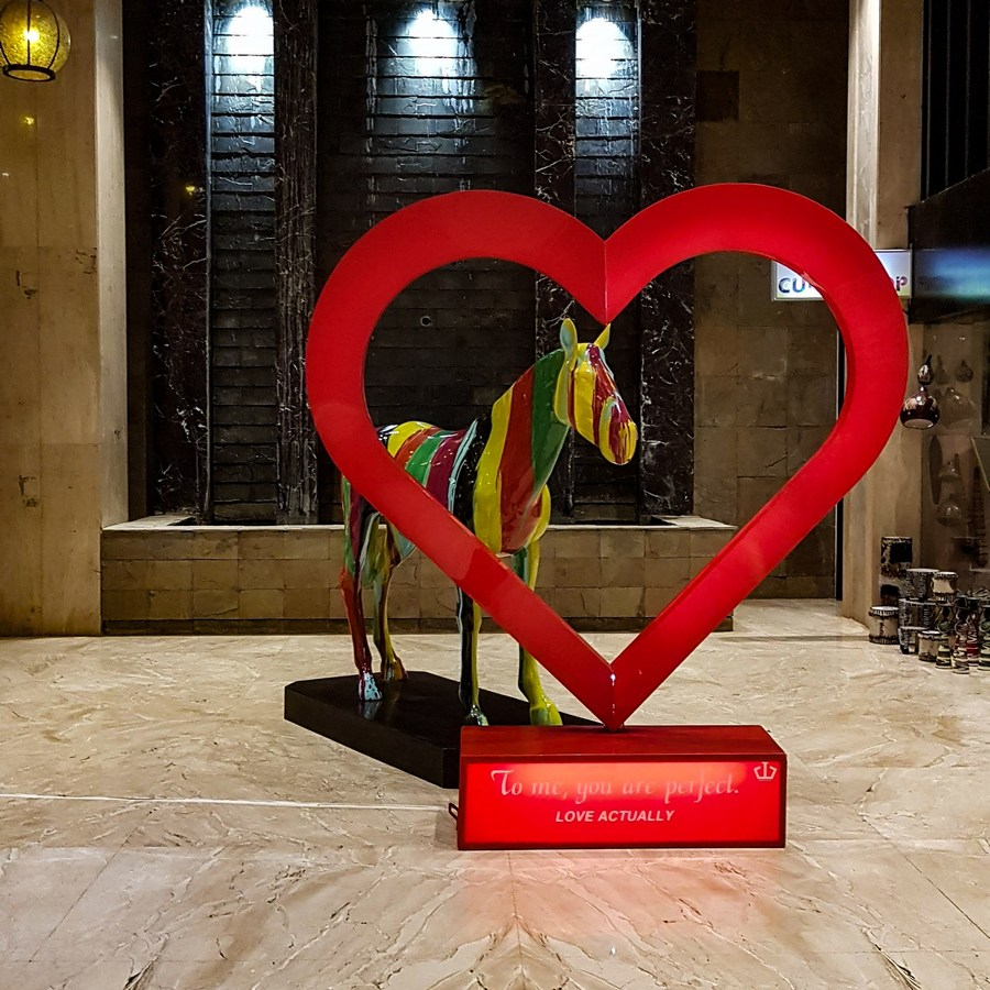 Safari au kenya Concord Hôtel Nairobi escapades amoureuses