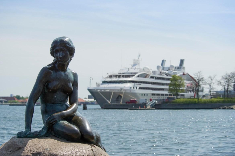 Copenhague croisière en mer Baltique