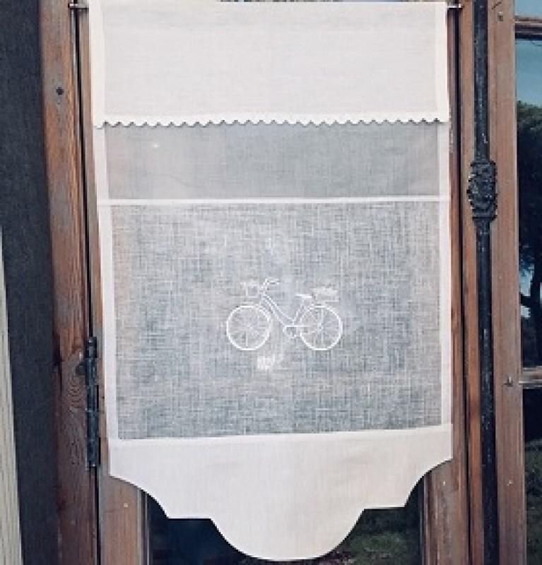 brise bise bicyclette blanc