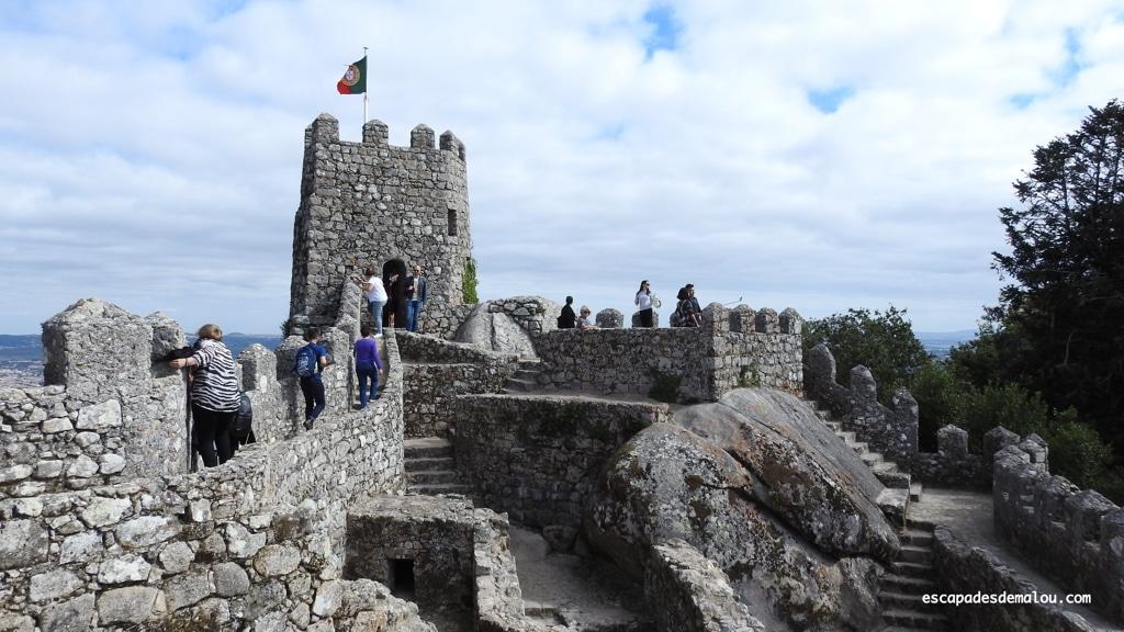 Le château des Maures