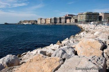 Naples - golfe - san vincenzo