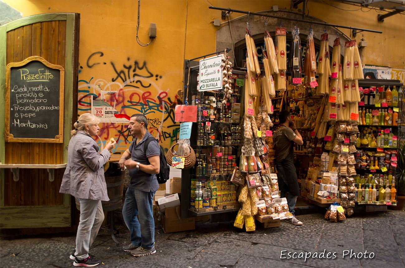 Naples : Authentique, typique et animée