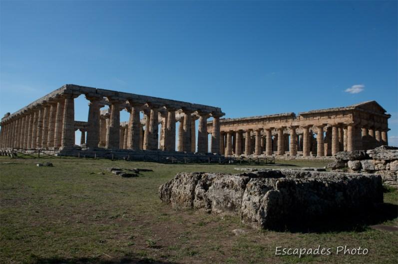 paestum temple d'Hera