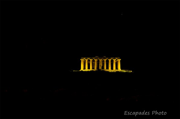Illumination Paestum