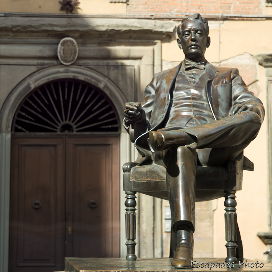 La maison natale de Giacomo Puccini à Lucques