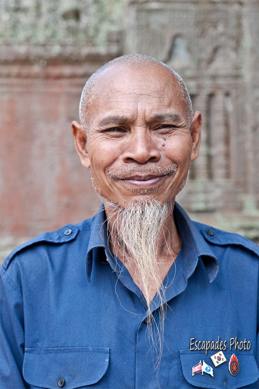 Barbichette Ta Keo - Cambodge