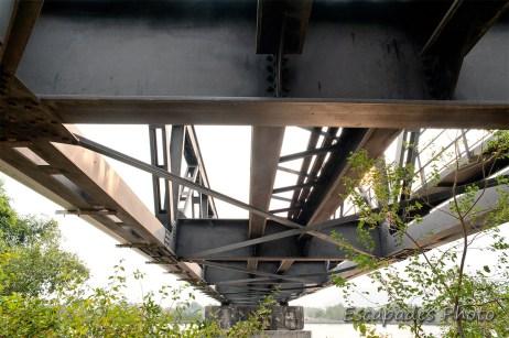 Pont chemin de fer de Kampot